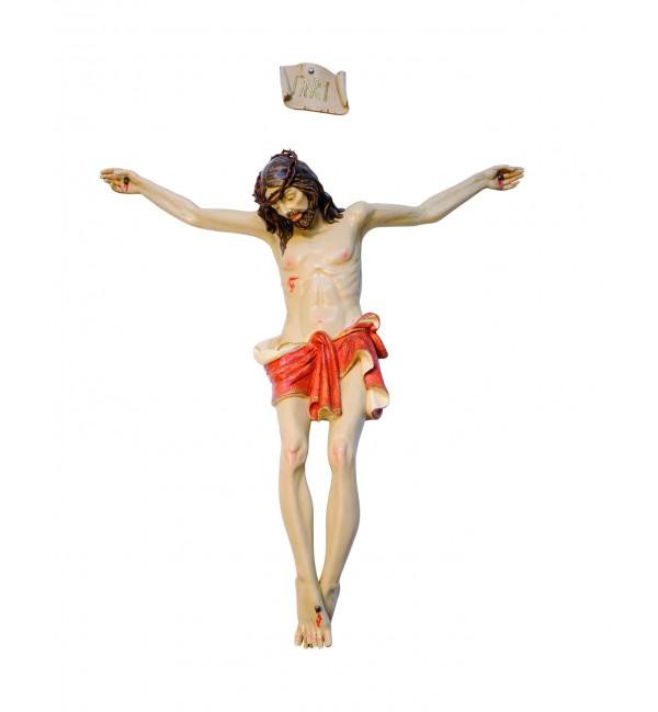 Resin body of Christ n.18 180 cm.