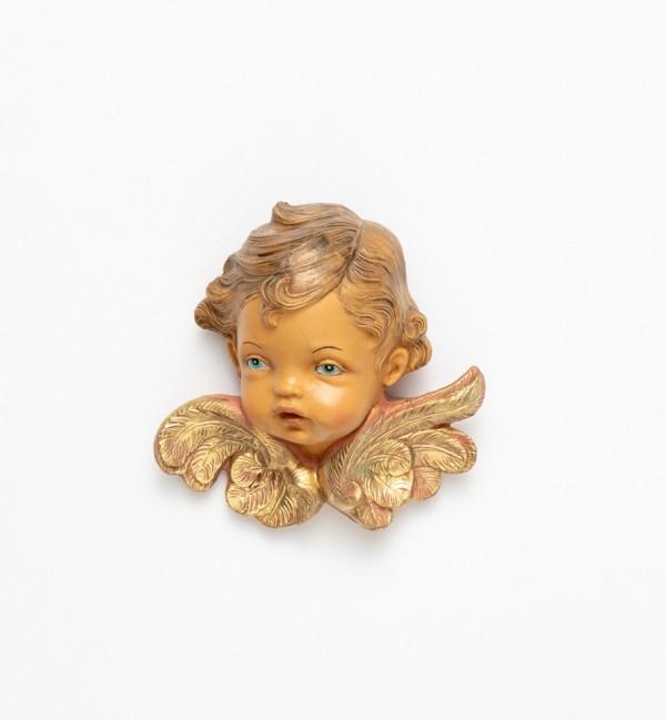 Angel head (68) 11 cm.