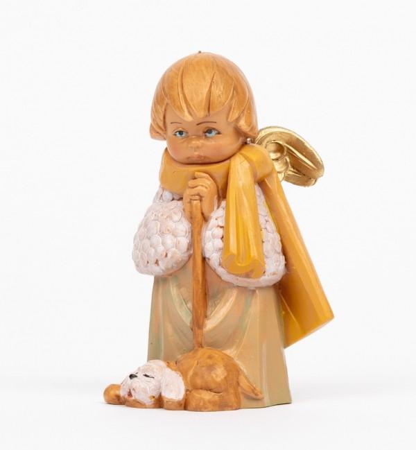 Angel with dog (144) 10,5 cm.