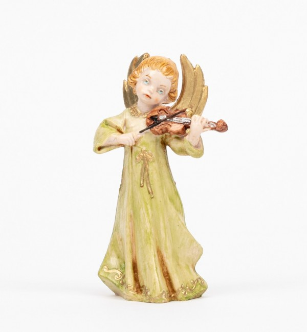 Angel with violin (163) porcelain type 12 cm.