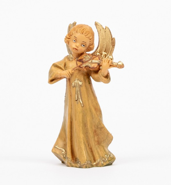 Angel with violin (163) 12 cm.