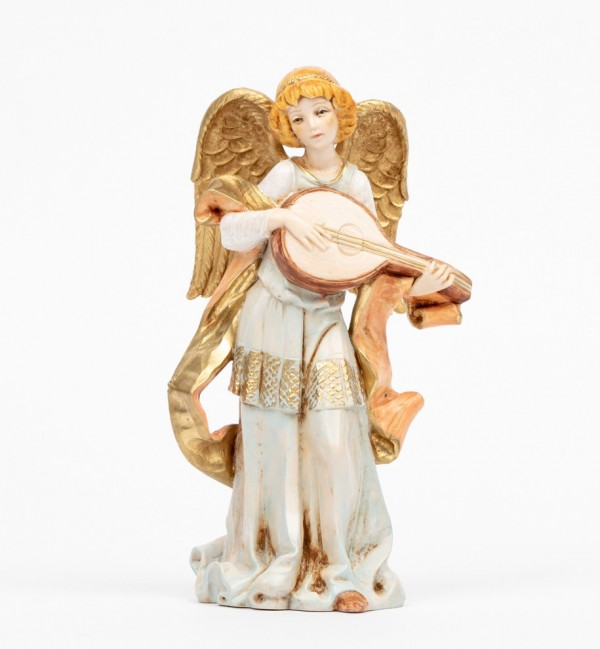 Angel with mandolin (252) porcelain type 16,5 cm.