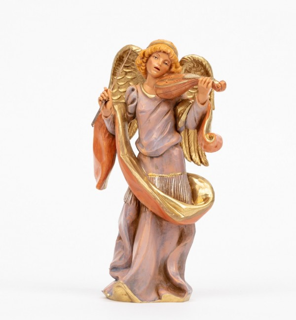 Angel with violin (253) 16,5 CM.