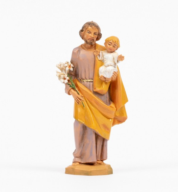 Saint Joseph with Child (258) 11 cm.