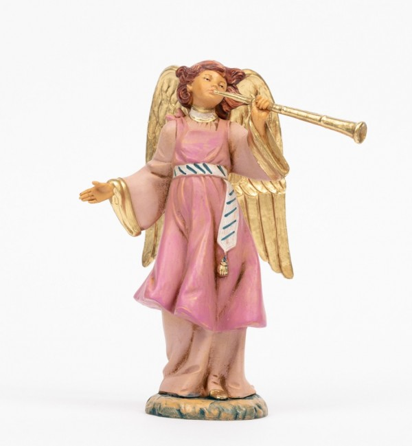 Angel with trumpet (322) 15 cm.