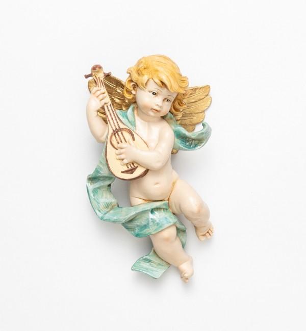 Angel with mandolin (365) porcelain type 22 cm.