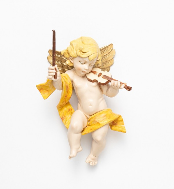 Angel with violin (366) porcelain type 22 cm.