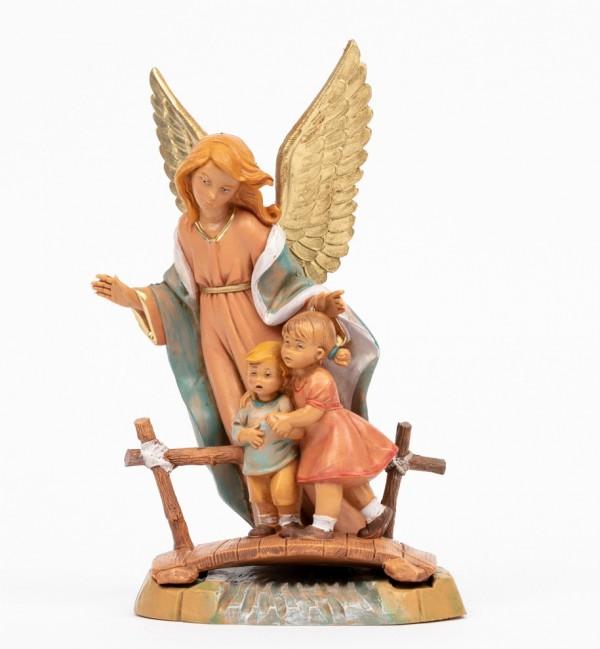 Gardian angel (374) 18 cm.