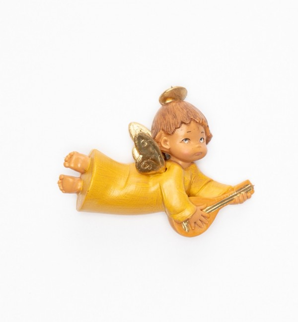 Angel with mandolin (384) 9 cm.