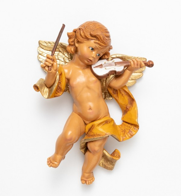 Angel with violin (466) 27 cm.