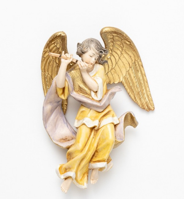 Angel with flute (467) porcelain type 17 cm.