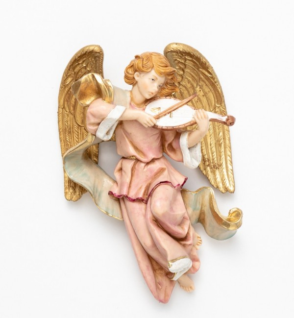 Angel with violin (469) porcelain type 17 cm.