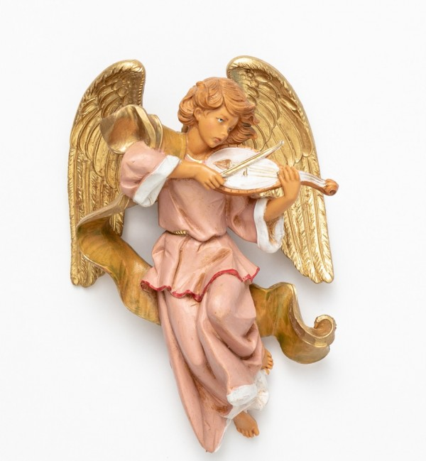 Angel with violin (469) 17 cm.