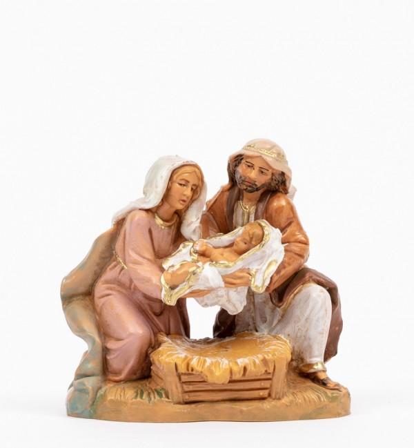 Holy family (493) 9,5 cm.