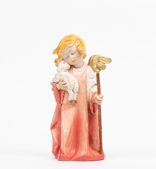 Angel with sheep (562) porcelain type 20,5 cm.