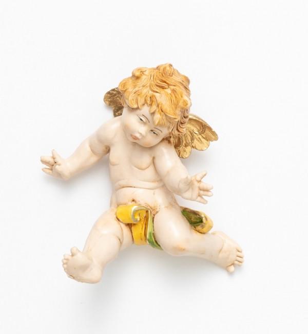 Tumbling angel (578) porcelain type 10 cm.
