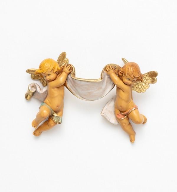 Couple angels (610) 9x15 cm.