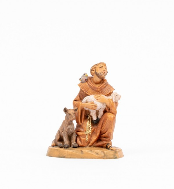 Saint Francis with animals (649) 11 cm.