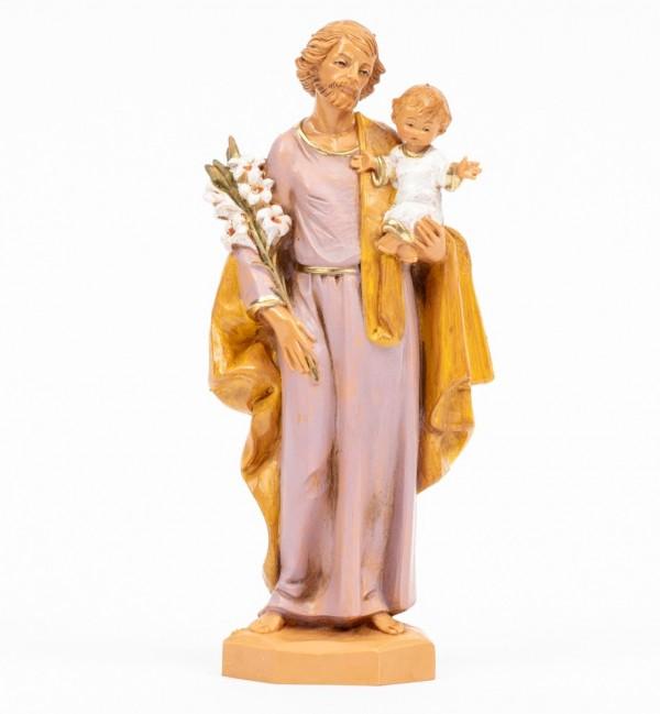 Saint Joseph (657) 17 cm.