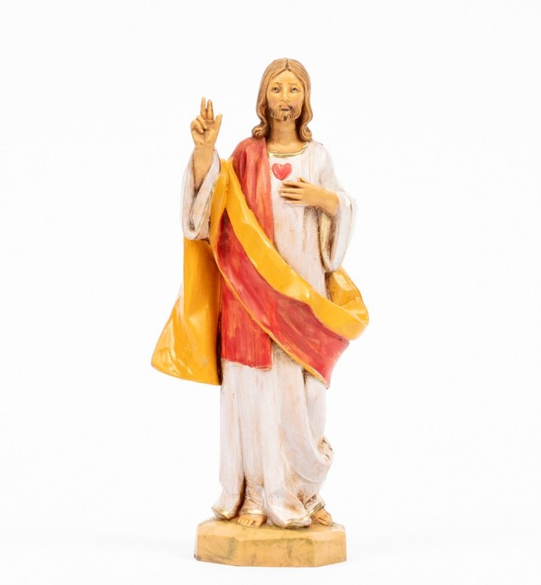 Sacred Hearth (658) 17 cm.
