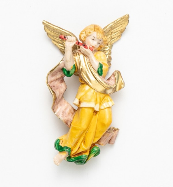 Angel with flute (667) porcelain type 11 cm.