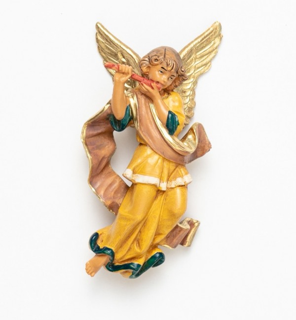 Angel with flute (667) 11 cm.