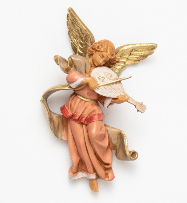 Angel with violin (669) 11 cm.