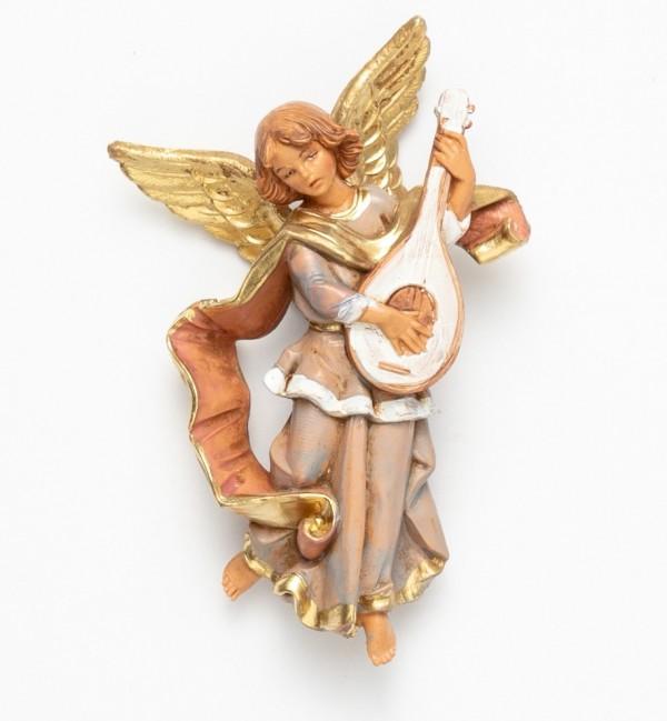 Angel with mandolin (670) 11 cm.