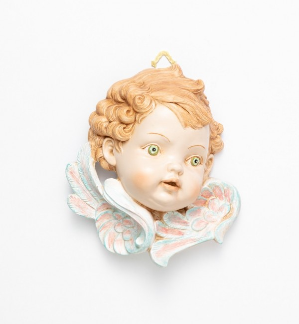 Left angel head (679) porcelain type 19 cm.