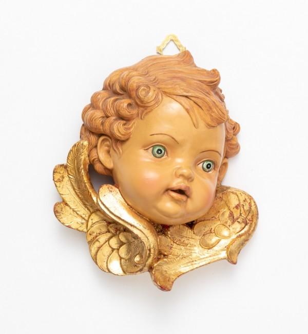 Left angel head (679) 19 cm.