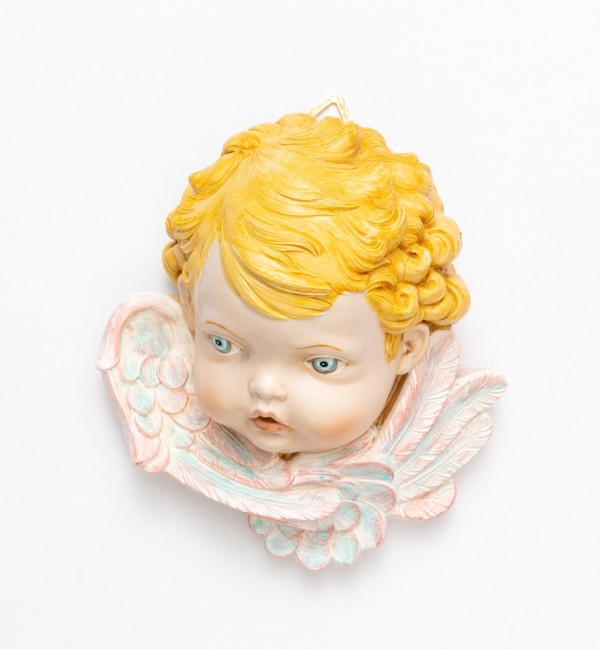 Right angel head (680) porcelain type 19 cm.