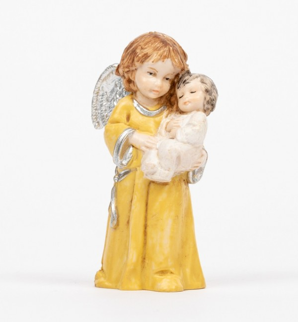 Angel with child (681) porcelain type 7,5 cm.