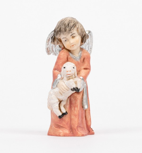 Angel with sheep (682) porcelain type 7,5 cm.