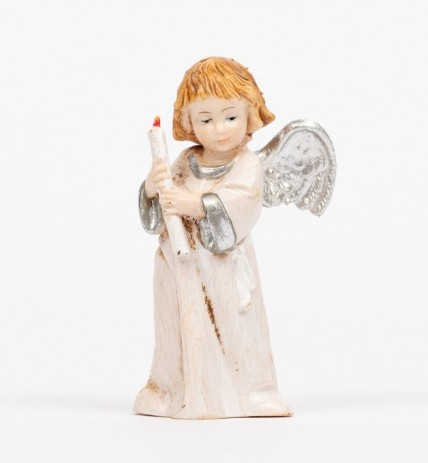 Angel with candle (683) porcelain type 7,5 cm.