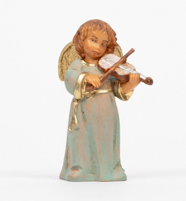 Angel with violin (684) 7,5 cm.