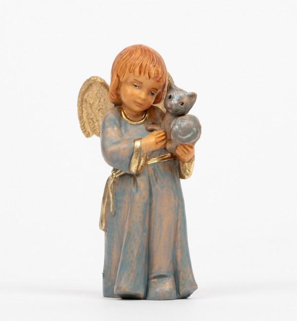 Angel with cat (782) 7,5 cm.
