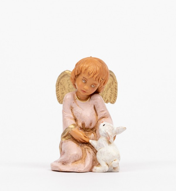 Angel with rubbit (786) 5 cm.