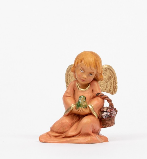 Angel with frog (787) 5 cm.