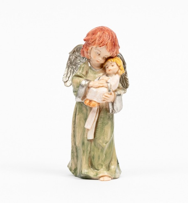 Angel with child (835) porcelain type 15 cm.