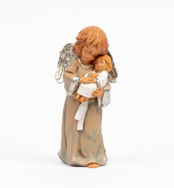Angel with child (835) 15 cm.
