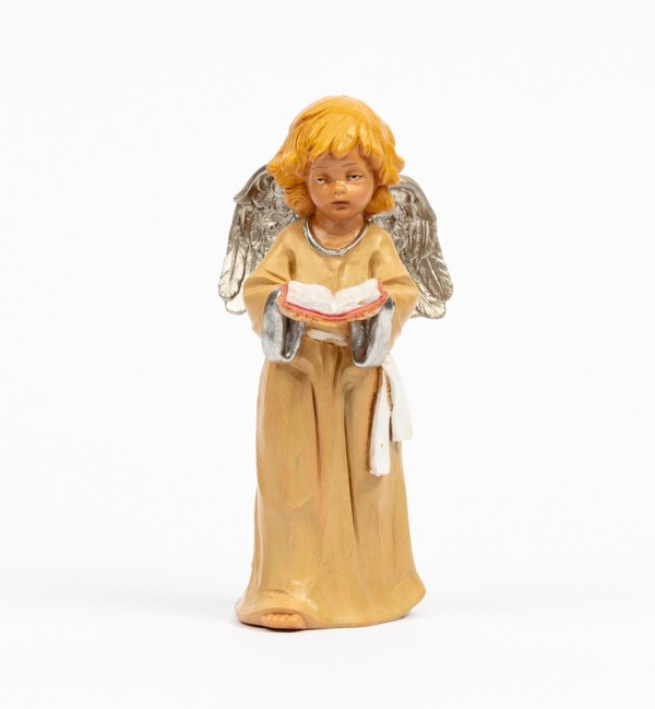 Angel with book (838) 15 cm.