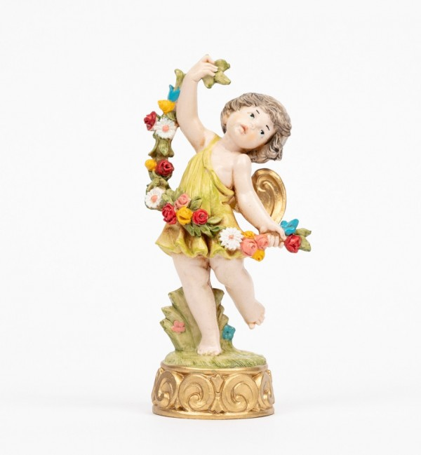 Angel spring (851) porcelain type 12 cm.