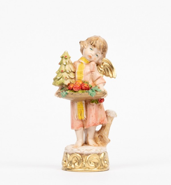 Angel winter (854) porcelain type 12 cm.