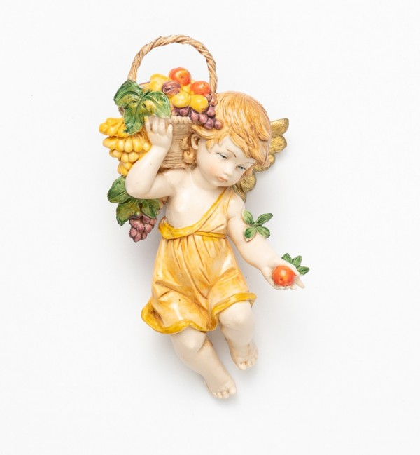 Angel autumn (856) porcelain type 12 cm.