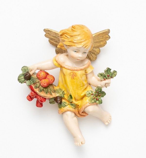 Angel winter (858) porcelain type 12 cm.