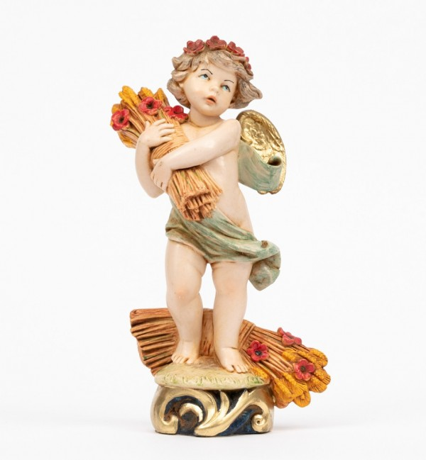 Angel summer (863) porcelain type 17 cm.