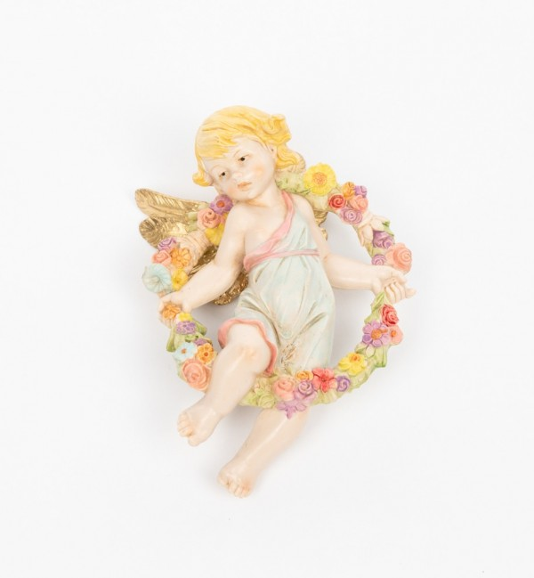 Angel spring (865) porcelain type 17 cm.