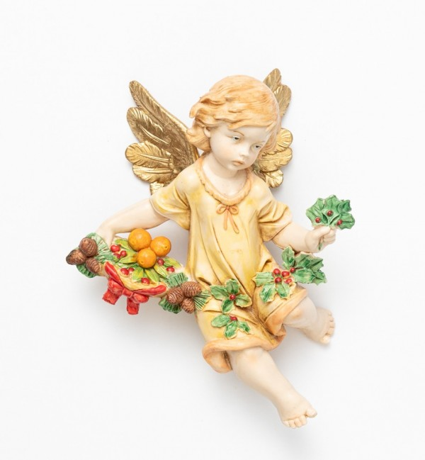 Angel winter (868) porcelain type 17 cm.