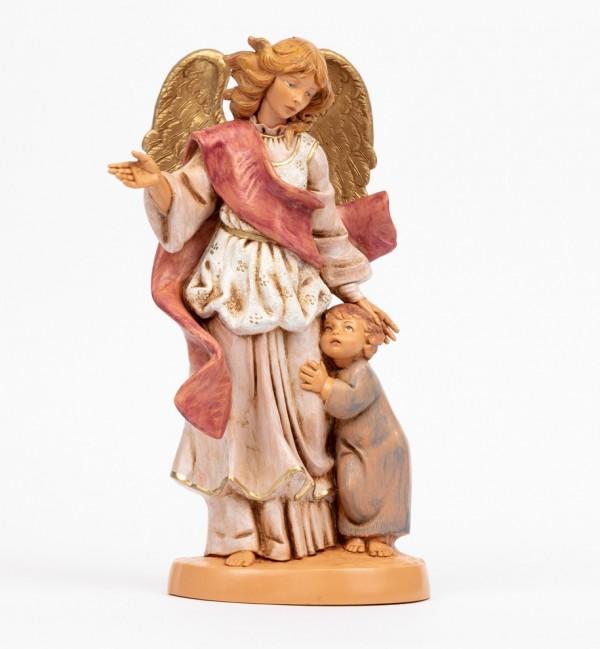 Guardian angel with boy (880C) 31 cm.