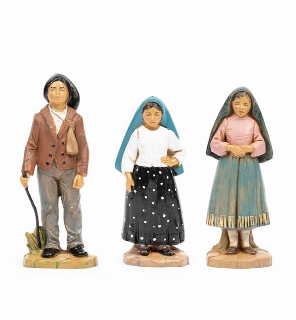 Shepherds of Fatima 16 cm.